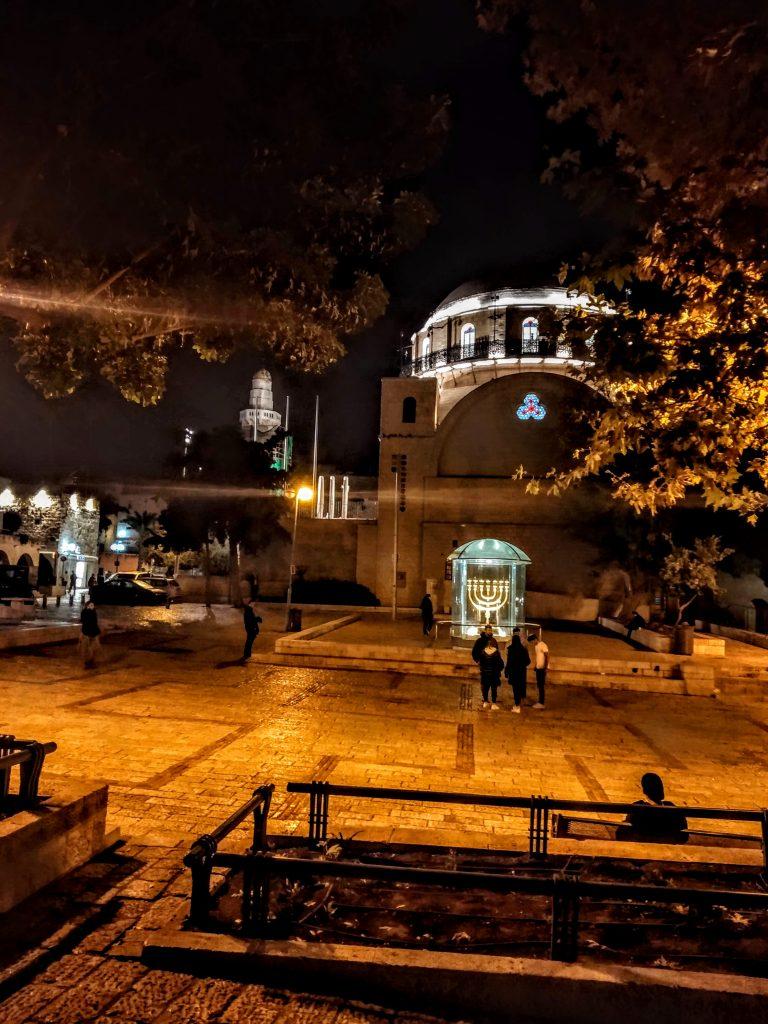La sinagoga Hurva